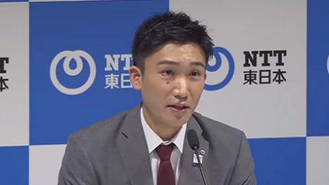 桃田賢斗車禍后首次發聲:目標是奪取東京奧運會金牌