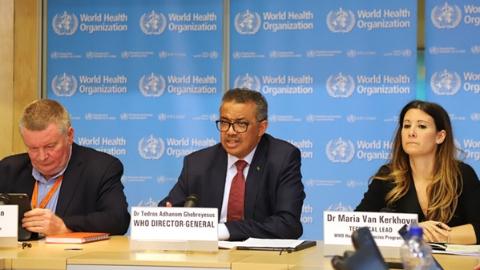 中國向世衛組織捐款2000萬美元 支持抗擊新冠肺炎疫情國際合作