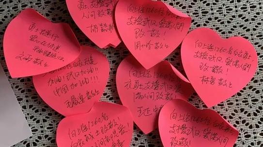 """家乡的片片蝴蝶酥""""飞""""向援鄂一线的上海医护人员"""