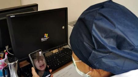 抗疫在社區|韓籍孕婦獨自居家隔離 獲社區醫生線上看護