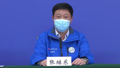 上海市第八批援鄂醫療隊領隊張繼東:不獲全勝,決不收兵