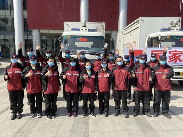 謝謝你,為武漢拼過命!上海援鄂醫療隊開始有序撤回