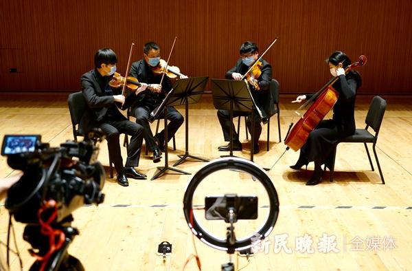 上海交响乐团四重奏音乐会直播演出现场-郭新洋_副本.jpg