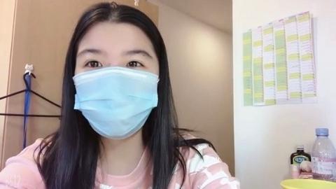 留学生连线 英国谢菲尔德大学沈怡筠:祖国要送来健康包,感觉不是很孤独