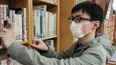 留学生连线 日本京都外国语大学周世卿:超长假期里去图书馆打工