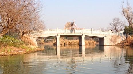 """杭州西溪湿地""""花朝节""""给你一个花花世界"""
