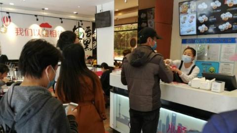 """最近一周上海生煎订单超10万!一客生煎""""品""""出信心和人气"""