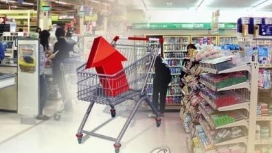 韩国物价指数持续增长 食品类增幅较大