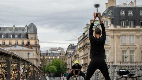 面粉、跳绳、理发推子……法国人禁足时都买了啥?