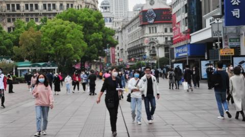 """独家述评 上海""""五五购物节"""",嗲!"""