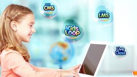 探索线上线下融合发展 KidsLoop早幼教OMO解决方案发布