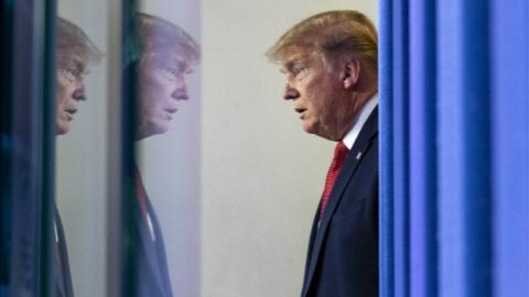 白宫工作人员确诊 特朗普将每天检测