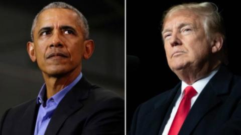 奥巴马:特朗普疫情应对是灾难