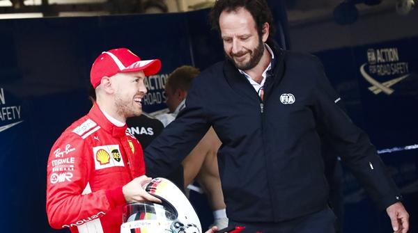 记者手记|F1车坛的的前浪与后浪