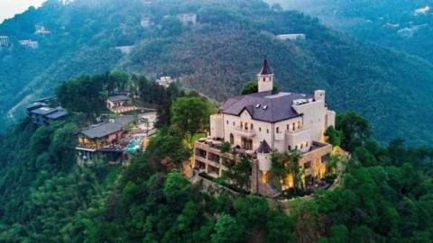 体验欧式古堡,徜徉万亩花海 莫干山上新蜜月主题游