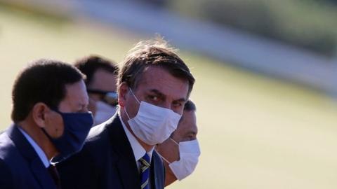 环球论坛丨新冠疫情下的巴西:政经危机交织