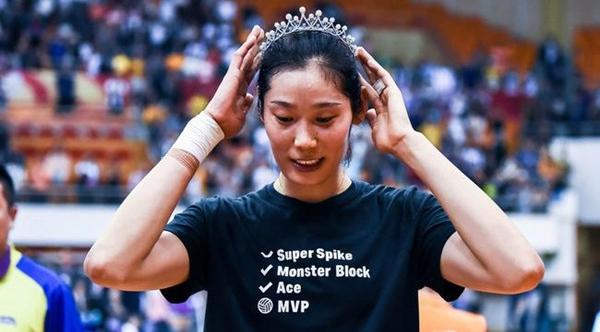 这份全球体育价值榜单中国三人位居前十 除了朱婷武磊还有她