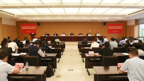 崇明法院出台十条意见 助力民营企业健康发展