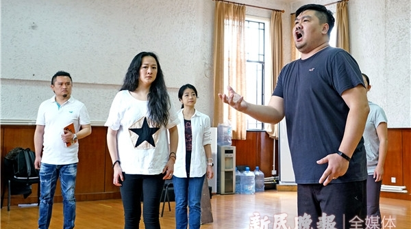 """寻道、行道、殉道,这一次,上海歌剧院让""""晨钟""""敲得更响亮!"""