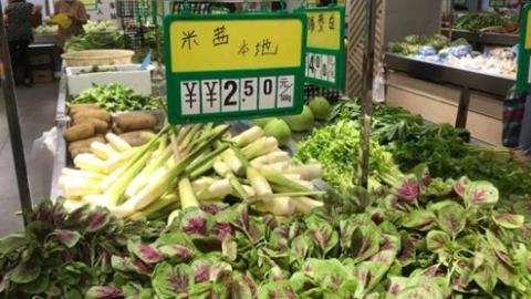 2.0升级版菜市场缓解周边居民买菜难 同时带来生鲜零售购物新体验