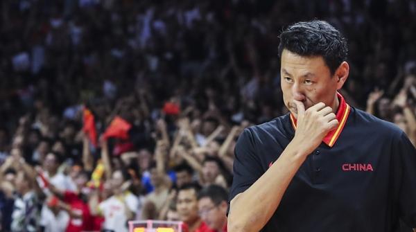 前中国男篮主帅李楠再就业,出任江苏肯帝亚篮球俱乐部顾问