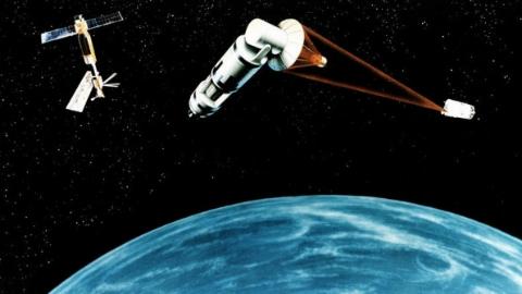 新民环球 | 大国暗战 太空里火药味又重了