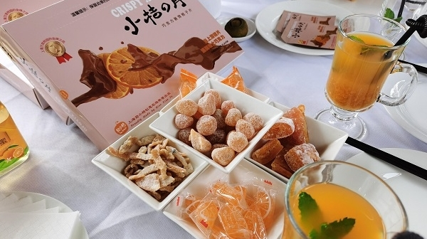 阿拉可以吃到更多种本地柑桔 中国农科院柑桔研究所上海试验站揭牌