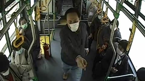 男子乘公交车不戴口罩还殴打司机?涉嫌危害公共安全,批捕!