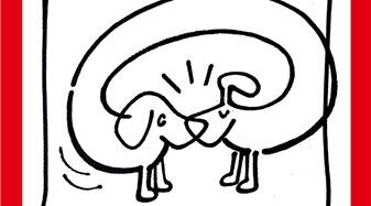 狗是人类的忠实朋友,但狗的最好朋友还是狗丨智慧快餐·郑辛遥
