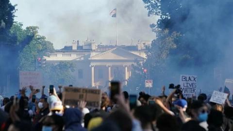 环球论坛丨总统大选在即,美国骚乱让谁难堪?