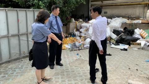 检察官也管垃圾分类?公益诉讼让这个垃圾厢房变干净了