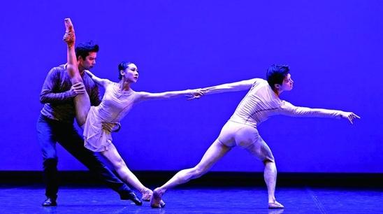新民艺评|艺术·生命·起点 观上海芭蕾舞团新作《起点Ⅲ》