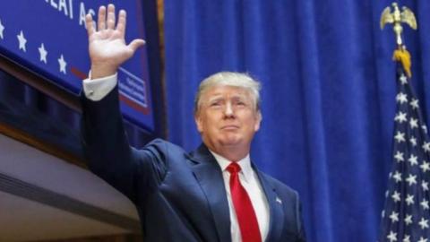 感染新冠不得起诉 参加特朗普竞选集会须签免责声明