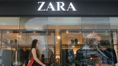 Zara母公司拟关闭上千家门店 投资电子商务
