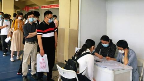 华为、商飞、盒马……都来了!   上海举办高校毕业生系列招聘活动第二场