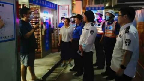 """整治噪声污染 营造安宁环境!上海开展""""绿色护考""""行动"""