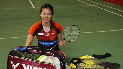 马来西亚羽球女神来华创业!吴柳莹羽毛球学院将在东莞开张