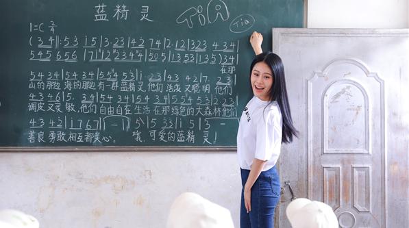 袁娅维化身音乐公益发起人,组建《东方风云榜》第九支爱心合唱团