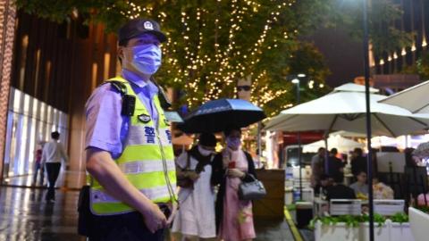 黄浦警方加大警力投放   全力维护好端午假期辖区的治安、交通秩序稳定