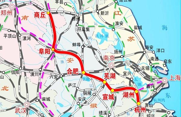 商合杭高铁线路示意图 采访对象提供.jpg