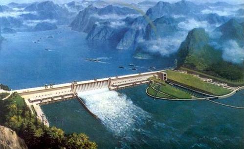 祝福你,南国的大江