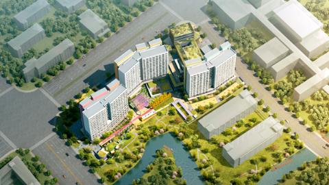 """人民城市人民建,人民城市为人民 """"一老+一少""""徐汇区两个重大工程项目今开工"""