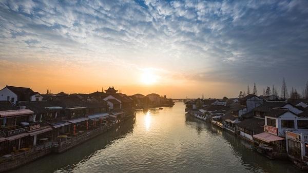 上海近郊古镇成热门目的地.jpg