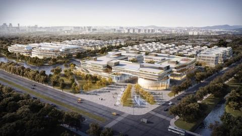 探索脑科学前沿领域,G60脑智科创基地二期建设今启动,2022年底前投用