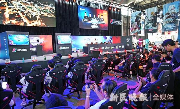 起航,中国文化新产业乘风破浪!中国游戏产业研究院落地浦东张江