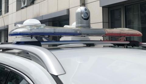"""""""智慧巡车+可视化警务""""!魔都警察5G连线告诉你上海如何护航高考"""