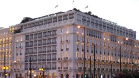 疫情关闭四个月,雅典这家标志性酒店今天重开