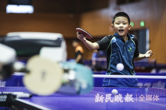 未来,教你打乒乓球的可能是个机器人?