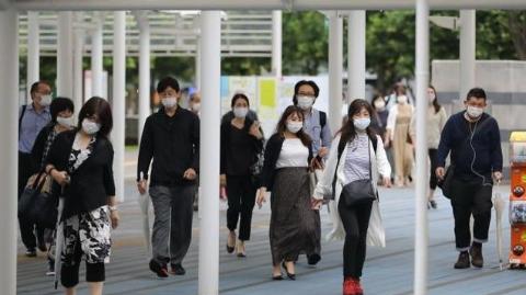 东京都新增病例昨日再次创新高