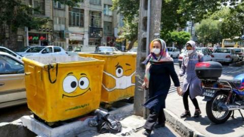 伊朗:2500万人或已感染新冠病毒